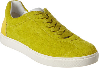 Dolce & Gabbana Low Top Suede Sneaker