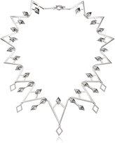 """Noir Lafayette Necklace, 16"""" + 3"""" Extender"""