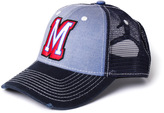 Franklin & Marshall Original Blue Trucker Cap
