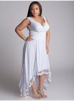 IGIGI Ever After Plus Size Wedding Gown
