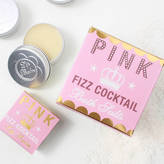 Bath House Pink Fizz Cocktail Bath Salts And Lip Balm
