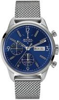 Bulova Men's Automatic Mesh Bracelet Watch