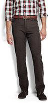 Classic Men's Comfort Waist 14-wale Corduroy 5-pocket Jeans-Rich Spice