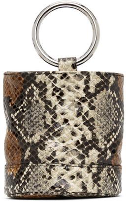 Simon Miller Grey Snake Bonsai 15 Bag
