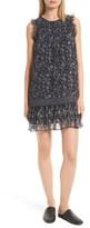Joie Women's Tahoma B Print Silk Dress