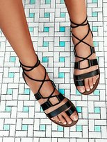Faryl Robin Vegan Maddie Tie Up Sandal by at Free People