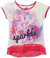 Freeze Hot Pink My Little Pony 'Sparkle' Chiffon Tee - Girls