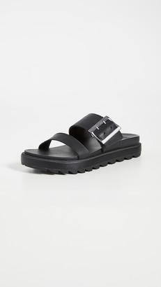 Sorel Roaming Buckle Slide Sandals