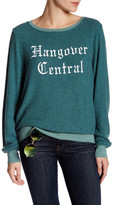 Wildfox Couture Hangover Central Pullover