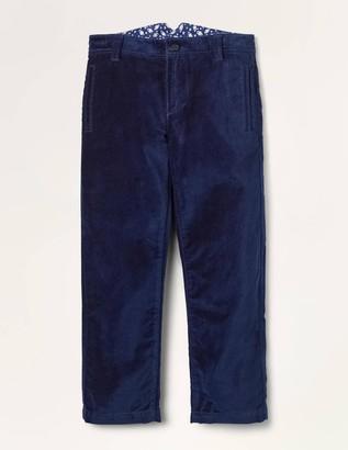 Smart Velvet Trousers