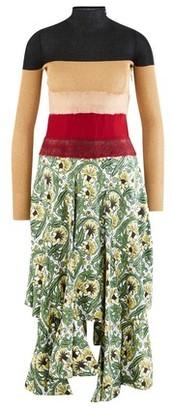 Loewe Needle Punch dress