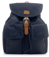 Bric's NEW X-Travel Backpack Ocean Blue