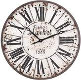 Zuo Decor Antique Wall Clock