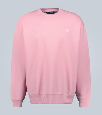 Acne Studios Forba Face oversized sweatshirt