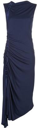 Sies Marjan Draped Midi Dress