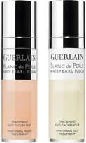 Guerlain Blanc de Perle Fusion whitening day & night treatment 2x15ml
