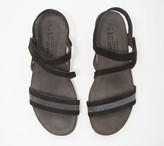Naot Footwear Leather Embellished Sandals - Cameron