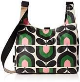 Orla Kiely Women's Midi Sling Bag Messenger Bag