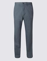 M&S Collection Super Lightweight Regular Fit Chinos