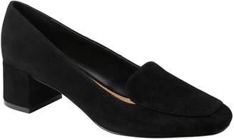 Banana Republic Low Block-Heel Loafer