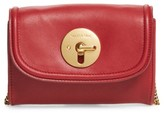See by Chloe Mini Leather Crossbody Bag - Red
