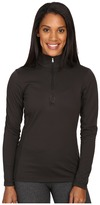 Spyder Shimmer Bug Velour Fleece T-Neck Top