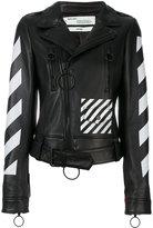 Off-White diagonals jacket