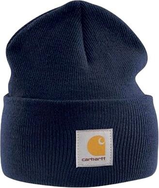 Carhartt Acrylic Watch Cap - Navy Mens Winter Work Beanie Ski Hat CHA18NVY-Universal