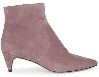 Isabel Marant Derst Suede Ankle Boots