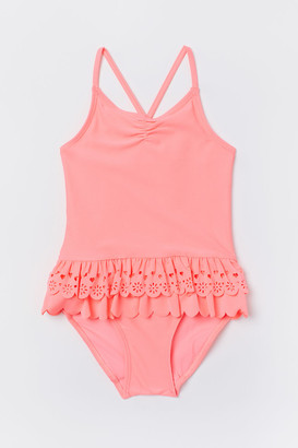 H&M Flounced swimsuit