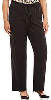 Calvin Klein Plus Tencel Pants