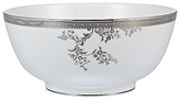 Vera Wang Wedgwood Lace Platinum Salad Bowl