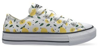 Converse Girl's Summer Fruits Canvas Sneakers