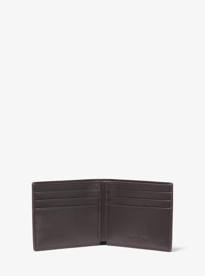 f30b1bbdfd428a Michael Kors Brown Men's Wallets - ShopStyle