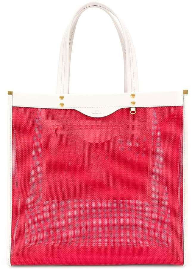 Anya Hindmarch mesh tote bag