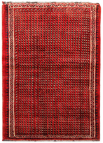 """F.J. Kashanian Persia Hand-Knotted Rug (3'4""""x4'10"""")"""