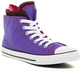 Converse Chuck Taylor Zip Back High Top Sneaker (Little Kid & Big Kid)