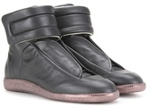 Maison Margiela Future High-top Leather Sneakers