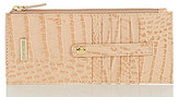 Brahmin Melbourne Collection Croco-Embossed Wallet