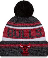New Era Chicago Bulls Hardwood Classics Snow Dayz Knit Hat