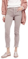 Free People Women's Reagan Crop Skinny Jeans