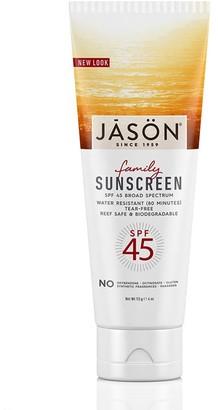 Jason Family Natural Sunblock Spf45 113G