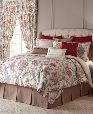Rose Tree Izabelle 4pc king comforter set Bedding