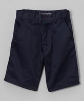 U.S. Polo Assn. Navy Long Shorts - Boys