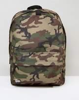 New Era Backpack In Camo