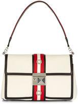 Sonia Rykiel White Le Luco Bi-Colour Handbag