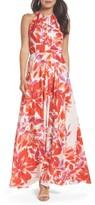 Eliza J Women's Chiffon Gown