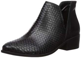Kaanas Women's Open Flat Ankle Bootie Boot