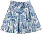 Cath Kidston London Toile Skirt