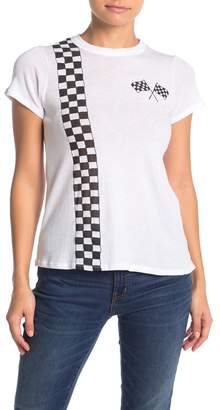 Chaser Racing Day Gauzy Slim Fit Tee